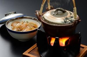 「ヒラメのヅケ丼」セット【生&お茶漬け風】