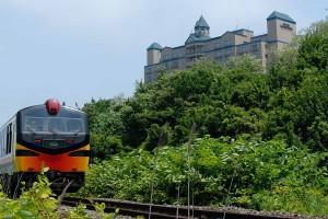 列車とGM